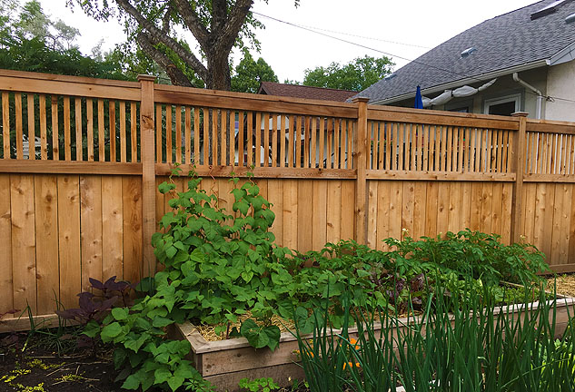 Building Quality Wood Cap And Rail Fencing In Twin Cities